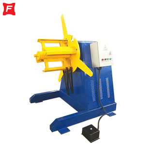 Small Electric Uncoiler