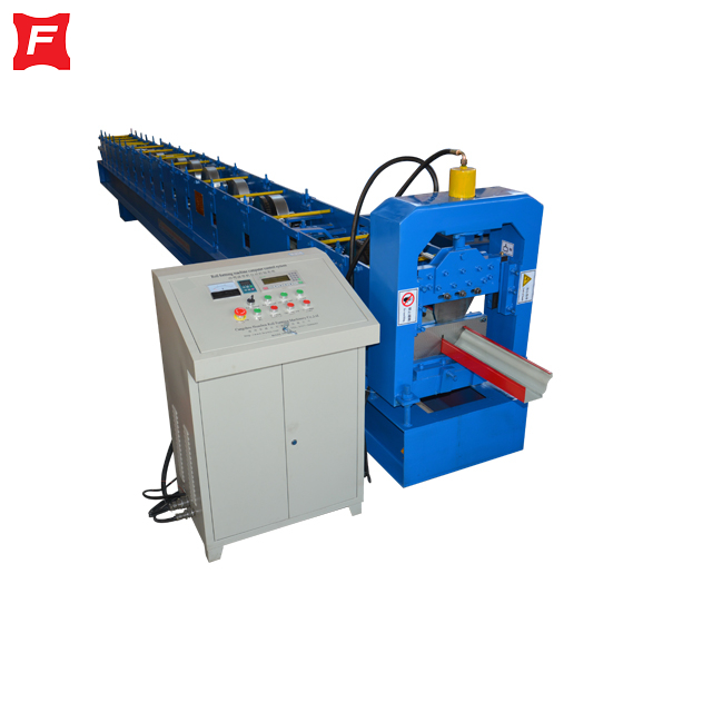 Square Gutter Forming Machine