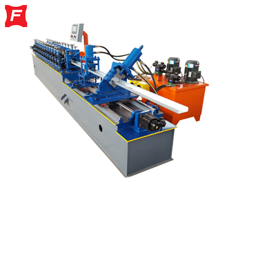 U Keel Roll Forming Machine