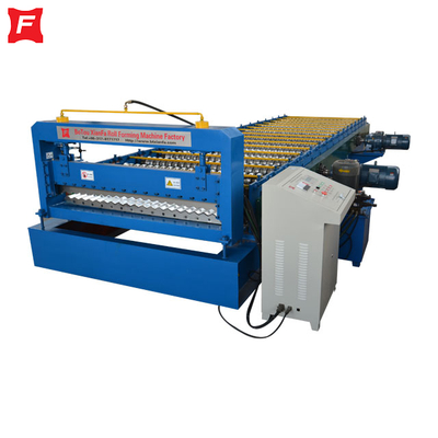 Big Wave Corrugated Tile Roll Forming Machine