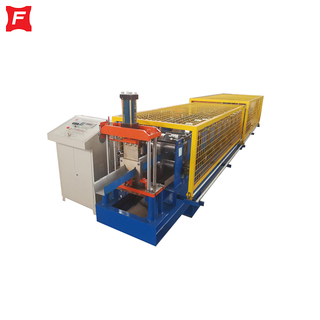 U Gutter Roll Forming Machine