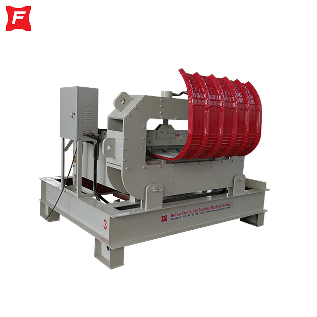 Hydraulic Vertical Arch Machine