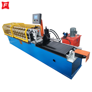 Omega Roll Forming Machine