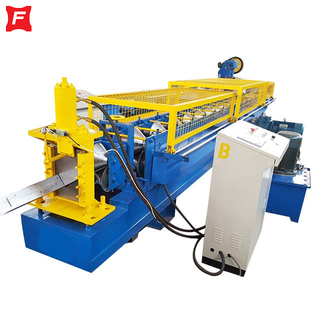 Angle Purlin Forming Machine
