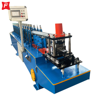 Wind Resistance Roller Shutter Door Forming Machine