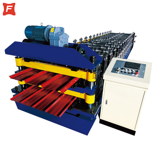 Electric Cutter Double Layer Forming Machine