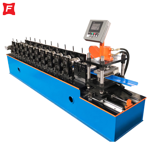 Metal Fence Post Roll Forming Machine
