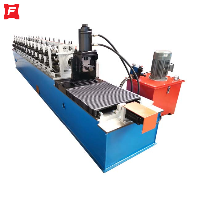 Omega Forming Machine
