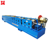 Flying Saw Cutting Round Downpipe Forming Machine