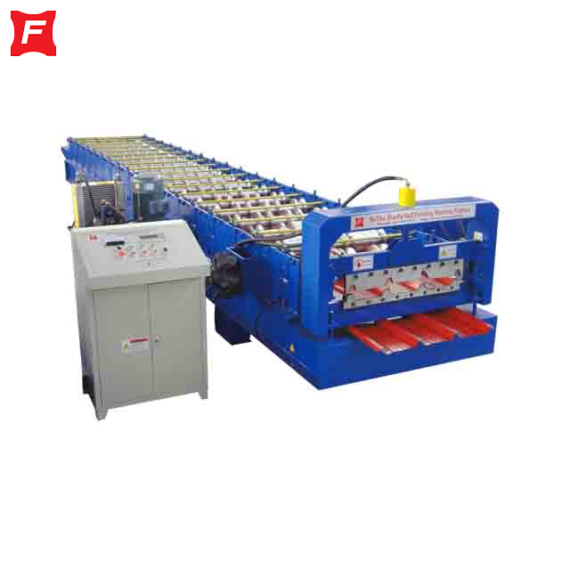 TR4 TR5 TR6 Roofing Tile Forming Machine