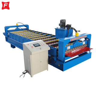 T12 Wall Panel Forming Machine